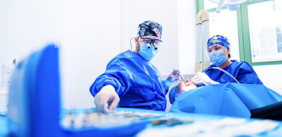 Dr Sebastien Melloul chirurgies orales